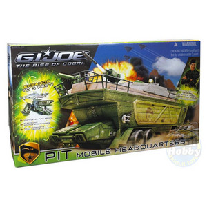 G.I.JOE Pit Mobile Headquarters