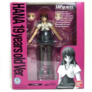 S.H. FIGUARTS - HANA 19years old Ver