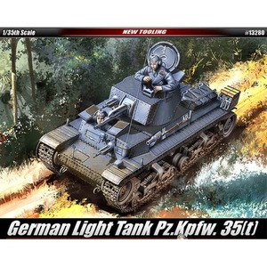 1/35 Garman Light Tank Pz.Kpfw.35(t)