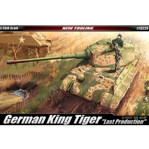 1/35 German King Tiger Last Production