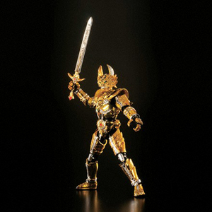 Bandai GE-05 가면라이더, Golden Knight Garo