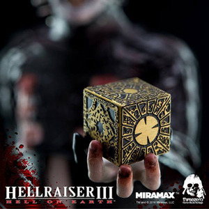 threezero HELLRAISER III  HELL ON EARTH